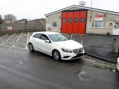 Parents On The School Run Sparked Fury By Refusing To Move Their Car – Despite Being Parked In Front Of Fire Station