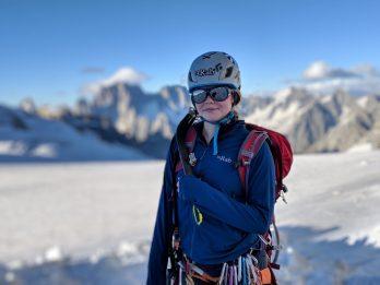 Teen Set To Scale Three Mountains In The Alps - Climbing More Than 13,000 Metres For Poppyscotland
