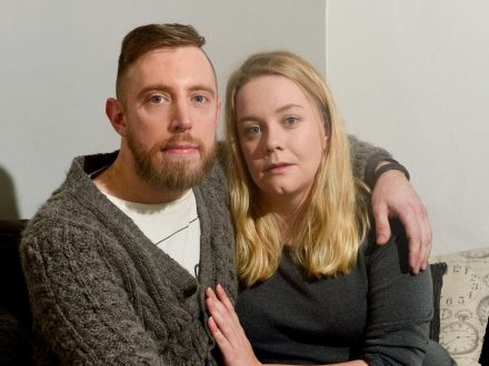 30-Year-Old Dad Becomes One Of Britain's Youngest Alzheimer's Victims