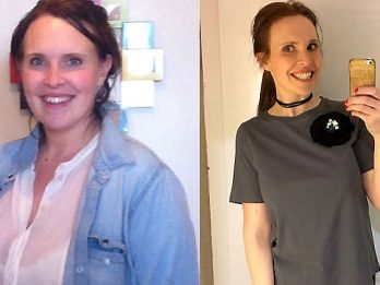 Mother On Weight-Loss Mission Lost Weight During Pregnancy