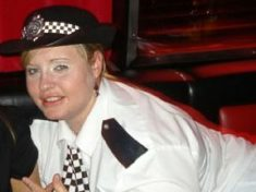 Super Slimmer Sheds Six Stone After Being Shamed By Picture Of Herself Dressed As Police Officer