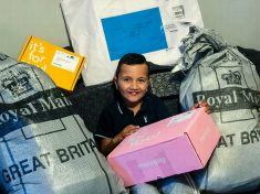 Autistic Boy Who Struggles To Make Friends Receives 3,000 Birthday Cards After Mum's Plea To Strangers Goes Viral
