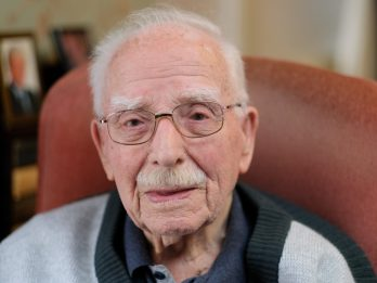 Centenarian Who Was Told He Wouldn't Live Past The Age Of Seven - Celebrates 101st Birthday