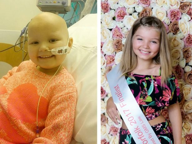 10 Year Old Sweetheart's Wish To Be Crowned Model Of The Year Is Granted After Brave Battle With Aggressive Cancer