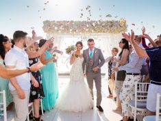 Bride Breaks Both Her Feet While Dancing To B*Witched's C'est La Vie