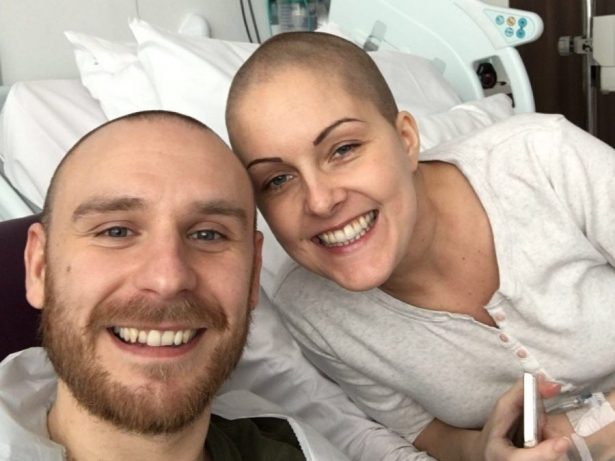 Bride-To-Be Diagnosed With Rare Illness Three Days After Getting Engaged Organised Wedding Day From 'Cancer Bubble'