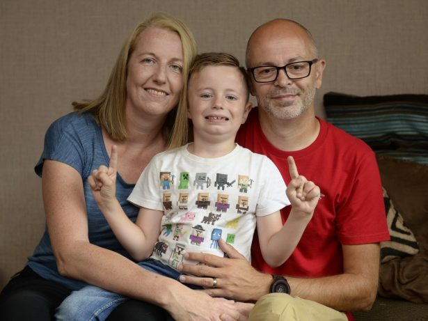 Mother Of Six-Year-Old Who Became The Youngest Patient In Britain To Be Diagnosed With Liver Cancer Says Son Is Finally 'Cancer Free'