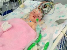 Charlie's Fight – Dad Of Baby 'Left To Die' By Brit Doctors Is Inspired By Charlie Gard's Family To Fight For Treatment Abroad