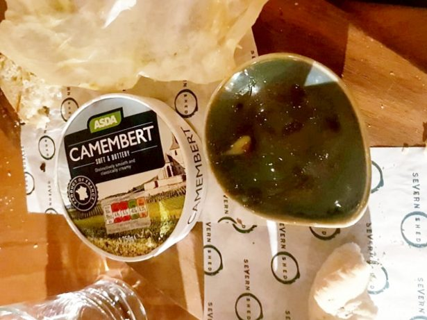 Chef Sacked After Serving Customer £1.15 Asda Own Brand Cheese When She Ordered £13 Baked Camembert