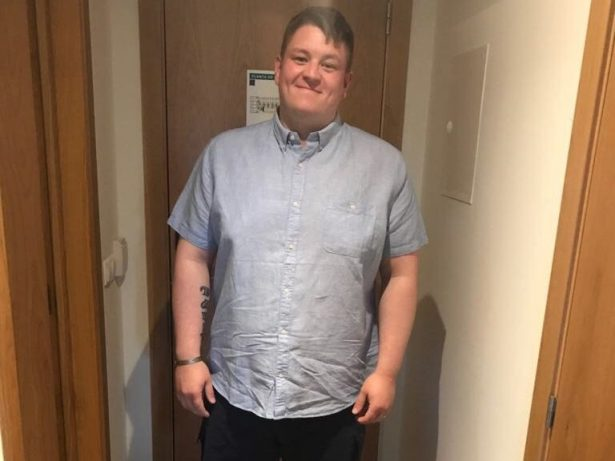 Joiner Shed Remarkable 12 Stone In Just 13 Months After Ditching Dirty Diet To Become Personal Trainer