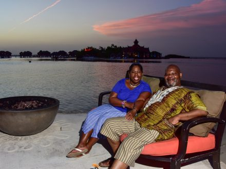 Wish You Were Here! - Cleaner Who Was Given £1,500 By Bristol University Students To Visit Family In Jamaica Shares Holiday Snaps