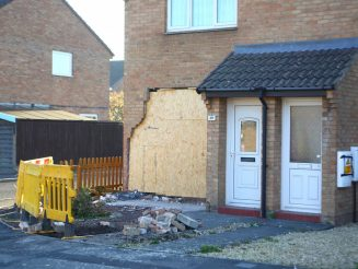 Victim Of Horror House Smash Named By Son As Joan Woodier, 90