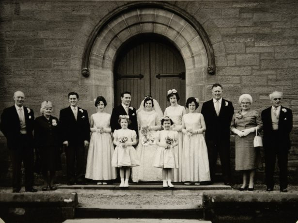 Woman Bought And Moved Into The Church Where Generations Of Her Family Got Married - And Then Tied The Knot There Herself