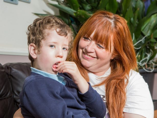 Nurse Pleads For Cure For Illness Which Will Kill Son She Adopted From Her Hospital Ward