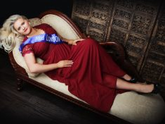 Former Dancer Crowned Miss British Beauty Curve After Beating Food Struggles