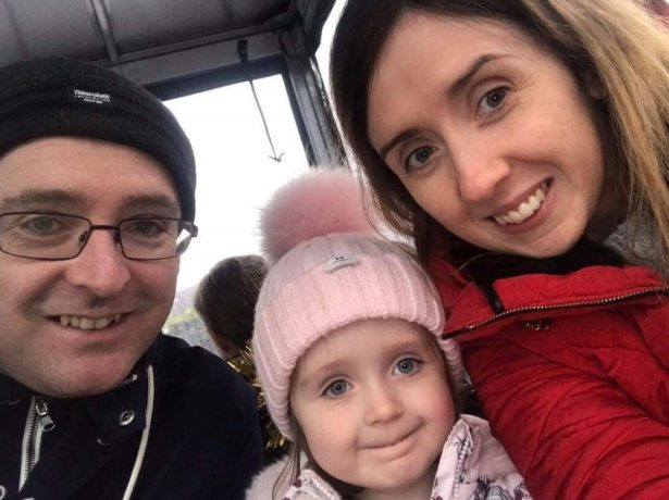 Family Of Little Girl With Rare And Aggressive Form Of Cancer In Desperate Fundraising Treatment Appeal