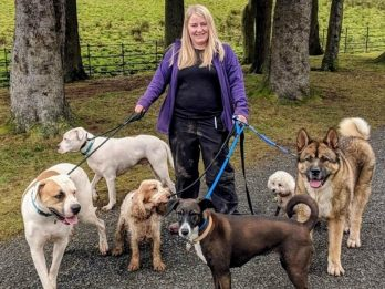Dog Walker Mauled By Pet Says She Is