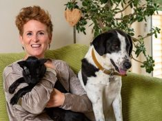 Woman Claims She Is The Real Life Dr Dolittle After 'Curing' Animal Stress