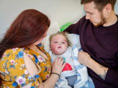 Thieves Stole Terminally Ill Baby's Suitcase Containing Medication When Parents' Backs Were Turned