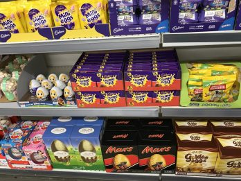 Shoppers Outraged With Supermarkets Already Selling Easter Eggs