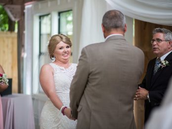 Terminally Ill Mum Weds Partner Of Four Years After Heartbreaking Cancer Diagnosis