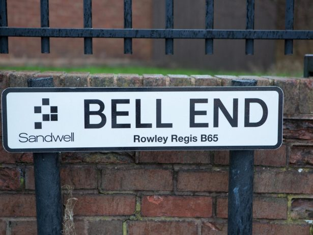 Residents Living On 'Bell End' Launch Campaign To Have Name Changed