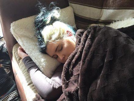 Teen Left With Devastating Disease ME - After Parasite Burrowed In Her EYE