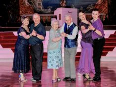 Foot-Tapping Family Spanning Seven Decades At The Ballroom Are Hopeful Of A Guinness World Record