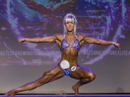 Colostomy Bag Wearing Bodybuilder Crowned World Champ