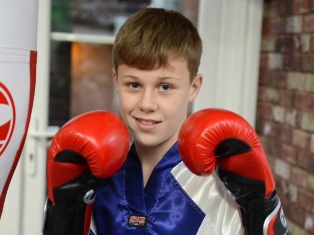 Kickboxing Kid Comes Back From Disease To Become World Champion Again