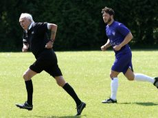 Britain's Oldest Referee Has No Plans To Blow The Whistle On His Career – AGED 81