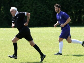 Britain's Oldest Referee Has No Plans To Blow The Whistle On His Career - AGED 81