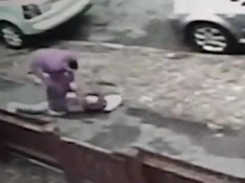 Lowlife Thug Jailed For Mugging 12-Year-Old Girl In Callous Street Attack Caught On Camera