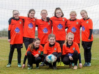 Unbeaten Girls' Football Squad Crowned Best Team In EUROPE After Going Three Years And 95 Games Without A Loss
