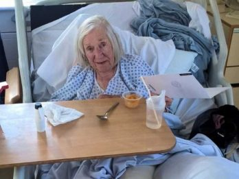 Grandmother Left Waiting Seven Hours With Ankle 'Hanging Off' After Fall