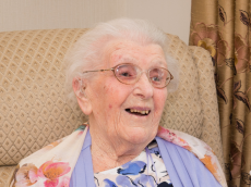 Kind-hearted council pays for 106-year-old granny to stay in her care home – for her BIRTHDAY