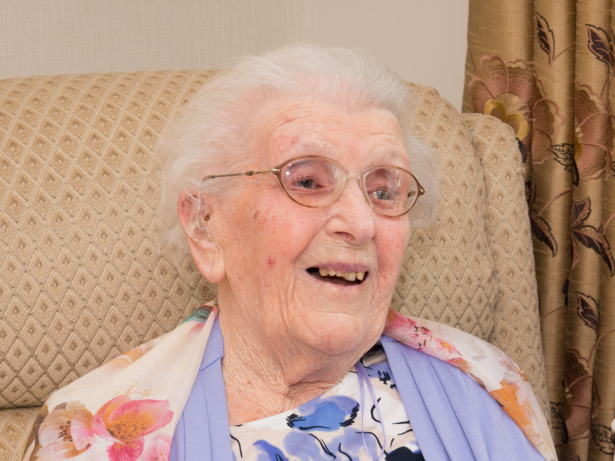 Kind-hearted council pays for 106-year-old granny to stay in her care home - for her BIRTHDAY