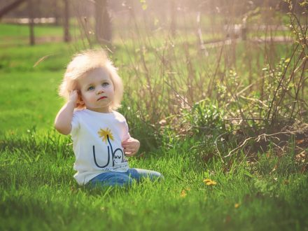 This Adorable Baby Has 'Uncombable Hair Syndrome' And Is Nicknamed 'Einstein 2' By Her Parents