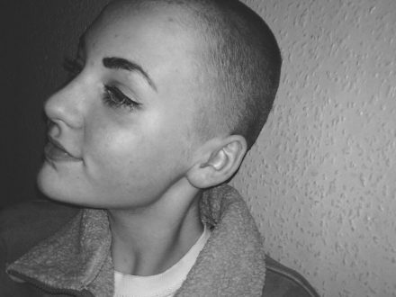 Mum Outraged After Charity Head-Shave Daughter Is Put In Isolation At School
