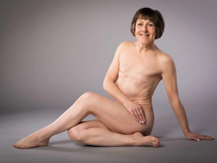 Brave Woman Who Had Both Breasts Removed Takes Part In Nude Photo Shoot And Says She's Now A 'Happy Flattie'