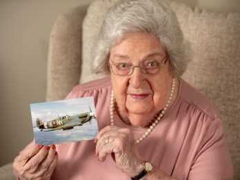 Britain's Last Surviving Female Pilot From WWII Shares Memories Ahead Of Turning 101
