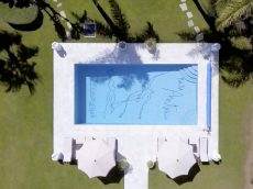 HOME IS WHERE THE ART IS: Villa With Picasso Artwork In The POOL Is To Be Auctioned