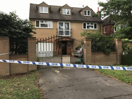 Horror In Suburbia - Builder 'Butchered Niece And Attacked Stepdaughter' At £1.5 Million Home