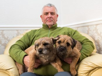 Grandfather Tells How Dogs Saved Him And His Family From Devastating House Fire