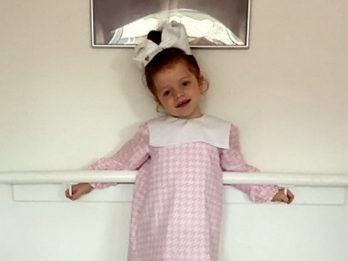 Pretty Five-Year-Old Set To Light Up International Catwalks After Winning Social Media Competition