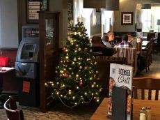 No, You Haven't Had One Too Many! : Bristol Pub Is First To Display Christmas Tree – In JULY
