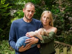 Baby With Worst Case Of Meningitis Doctors Had Seen In 25 Years Finally Arrives Back Home
