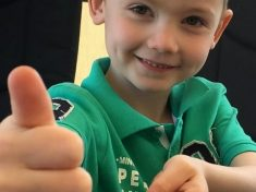 Six-Year-Old Autistic Boy Buys Hundreds Of Kinder Eggs In Search Of ONE Special Toy
