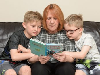 Gran Has Learned To Read And Write 50 YEARS After First Starting School