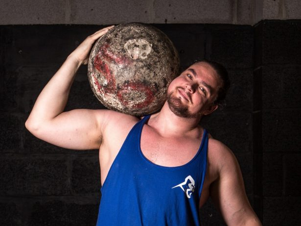 Britain's Strongest Disabled Man Shares His 17-Year Battle With 'Invisible Disease' Ataxia